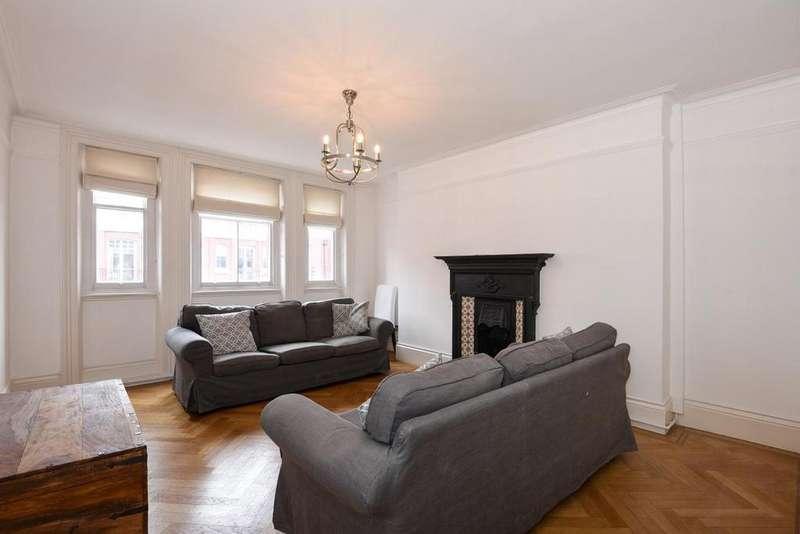 2 Bedrooms Flat for sale in Transept Street, Marylebone, NW1