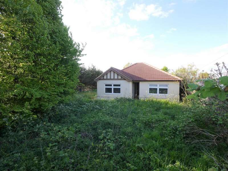 3 Bedrooms Detached Bungalow for sale in London Road, Capel St Mary