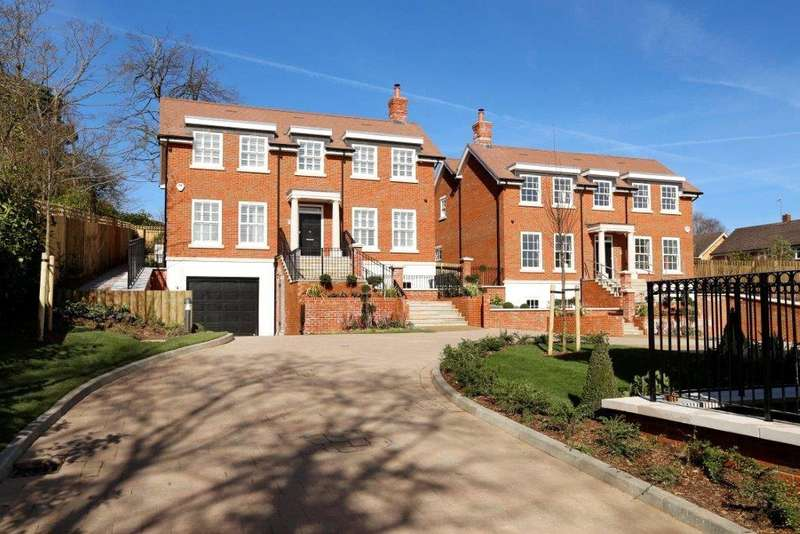 5 Bedrooms Detached House for sale in Gatton House, Alexandra Gate, 46 West Street, Reigate, Surrey, RH2