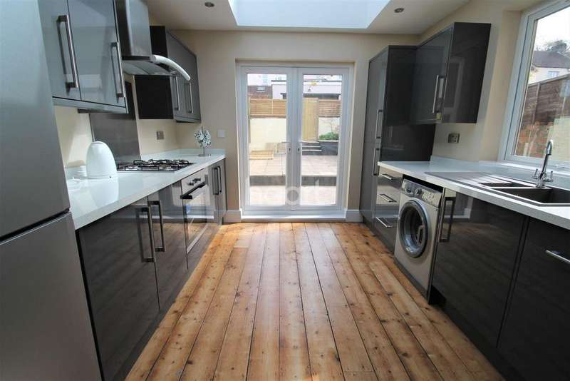2 Bedrooms Terraced House for sale in Sandringham Road, Brislington