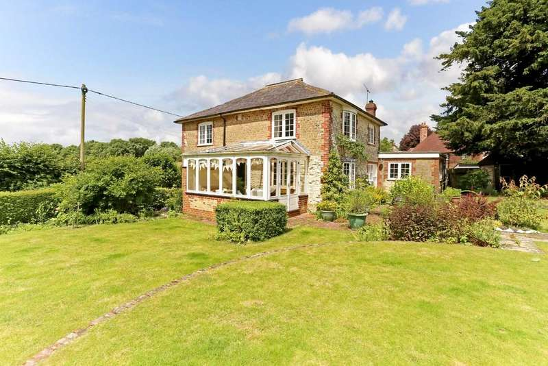 4 Bedrooms Detached House for sale in East Harting, West Sussex