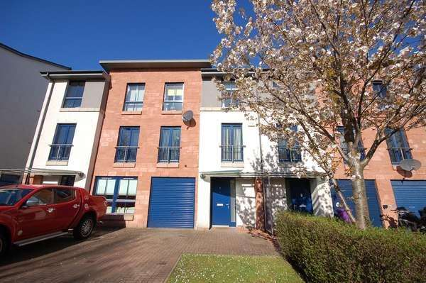 4 Bedrooms Town House for sale in 3 Provost Way, Oatlands, Glasgow, G5 0HT