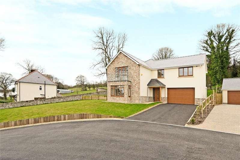 5 Bedrooms Detached House for sale in Milwr Road, Milwr, North Wales, CH8