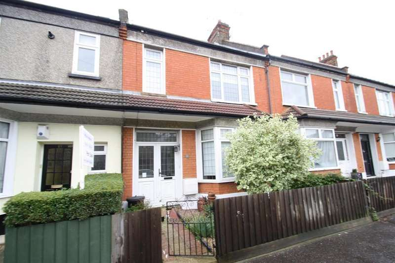 3 Bedrooms Terraced House for sale in Glendale Gardens, Leigh-On-Sea
