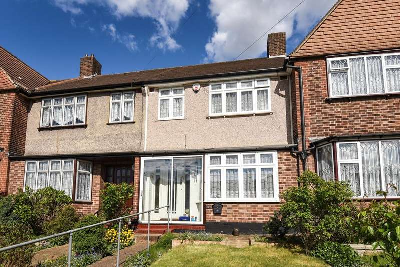 3 Bedrooms Terraced House for sale in Conisborough Crescent London SE6