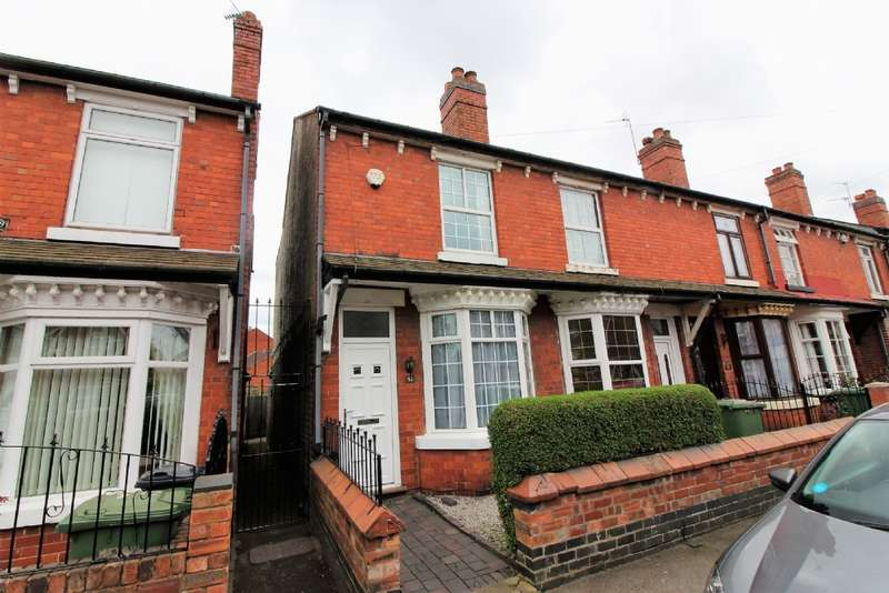 2 Bedrooms Terraced House for sale in Victoria Street, Willenhall