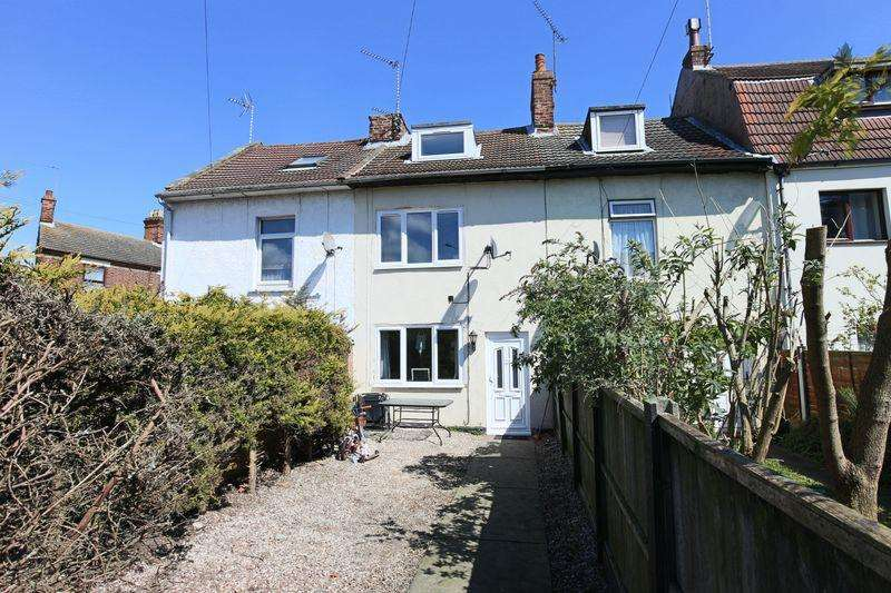 2 Bedrooms Terraced House for sale in St Peters Street, Lowestoft