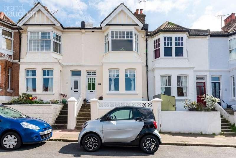 2 Bedrooms Maisonette Flat for sale in Balfour Road, Brighton, BN1