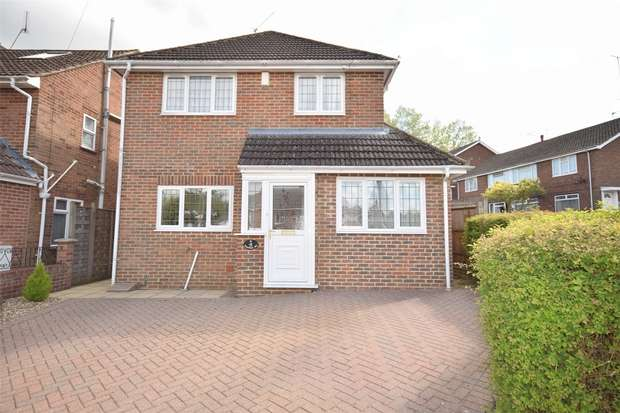 3 Bedrooms Detached House for sale in 9 Westwood Way, SEVENOAKS, Kent