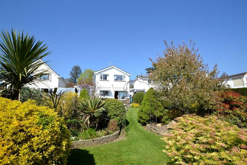 3 Bedrooms Detached House for sale in Wimborne
