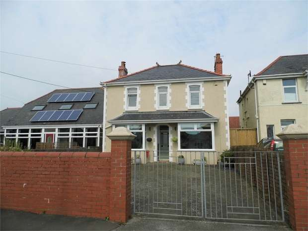 3 Bedrooms Detached House for sale in West Road, Nottage, Porthcawl, Porthcawl, Mid Glamorgan