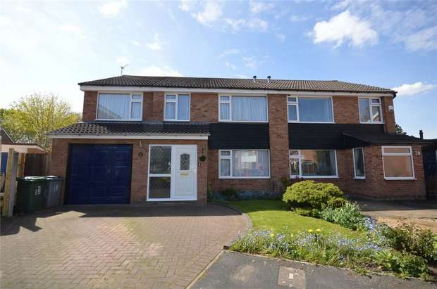 4 Bedrooms Semi Detached House for sale in Donne Close, Spital, Merseyside