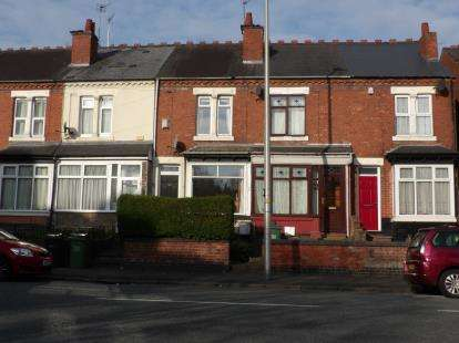 3 Bedrooms Terraced House for sale in Thimblemill Road, Bearwood, West Midlands