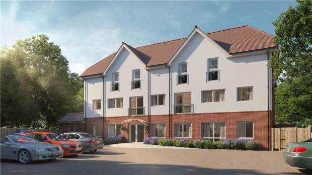 2 Bedrooms Apartment Flat for sale in Sarah Way, Farnborough