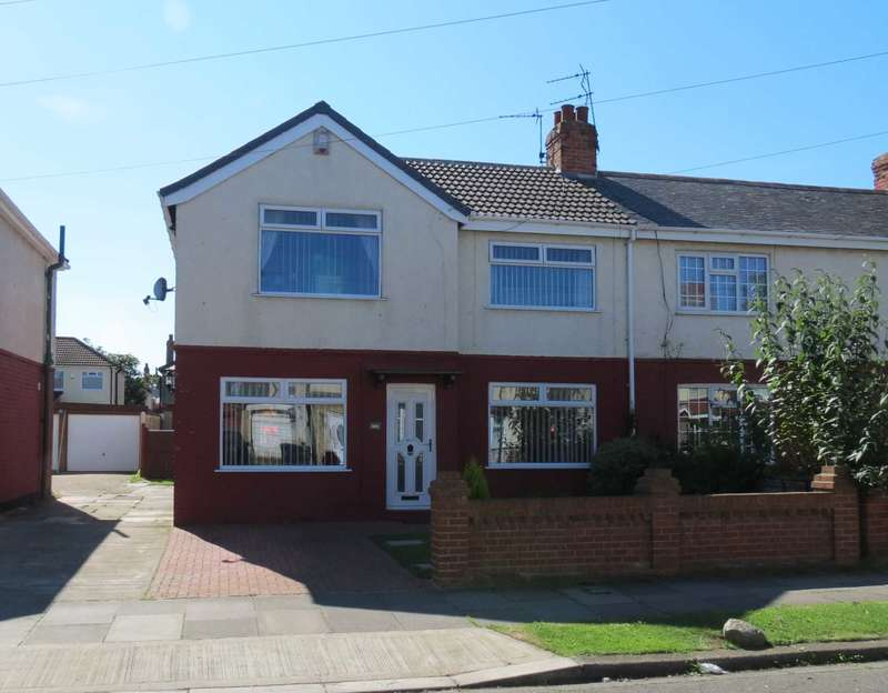 3 Bedrooms Semi Detached House for sale in ***REDUCED*** Lime Road, Redcar