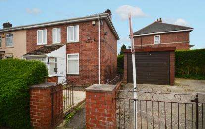 3 Bedrooms Semi Detached House for sale in Everingham Road, Sheffield, South Yorkshire