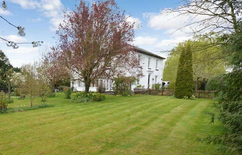 4 Bedrooms Semi Detached House for sale in Kirkstead Hall, Tattershall Road, Woodhall Spa