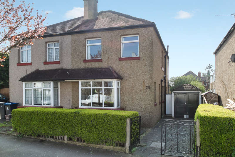 3 Bedrooms Semi Detached House for sale in Lenelby Road, Surbiton