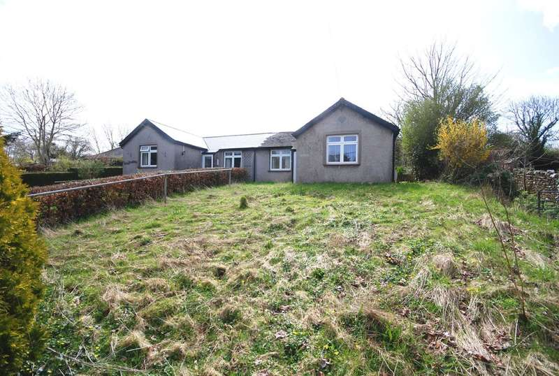 1 Bedroom Semi Detached Bungalow for sale in Factory Road, Llanblethian, Near Cowbridge