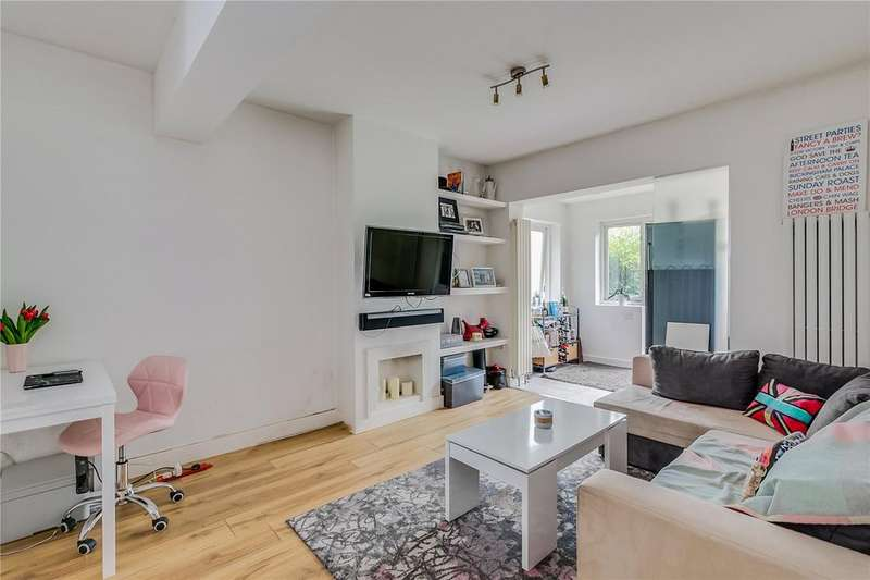 1 Bedroom Flat for sale in Theatre Street, Battersea, London