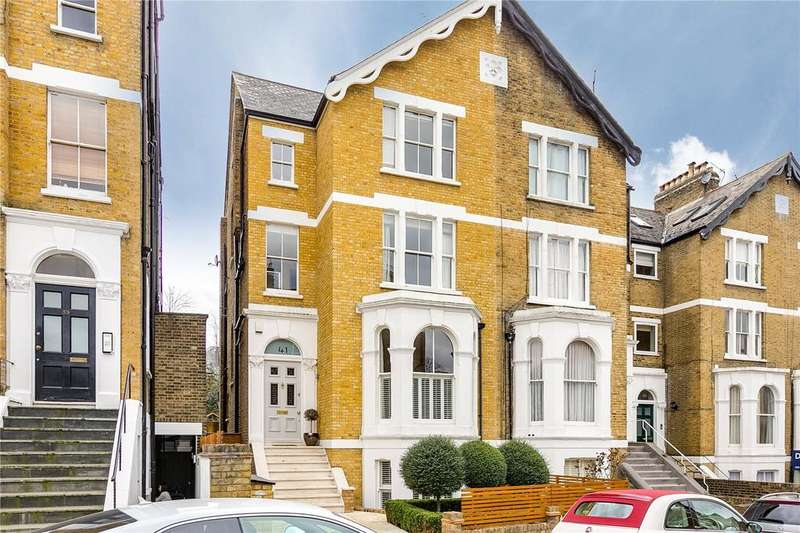 5 Bedrooms Semi Detached House for sale in Onslow Road, Richmond, Surrey