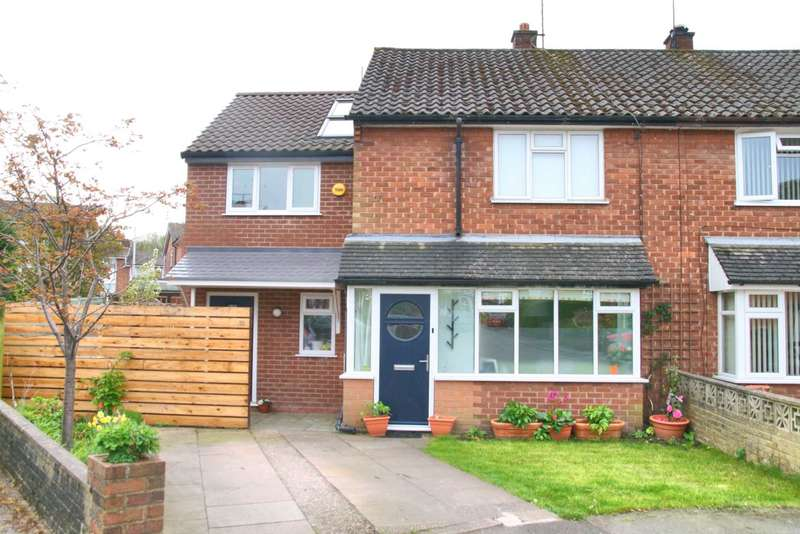 4 Bedrooms Semi Detached House for sale in Bamford Close, Bollington