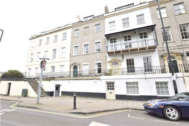 1 Bedroom Flat for sale in Richmond Terrace, Clifton, BRISTOL, BS8 1AA