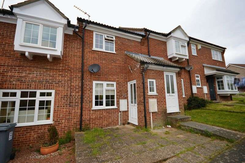 2 Bedrooms Terraced House for sale in Bishop Rise, Drayton