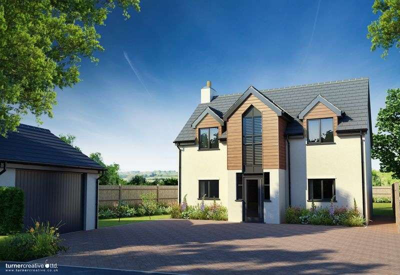 4 Bedrooms Detached House for sale in Lower Downgate, Callington