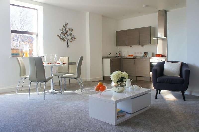 2 Bedrooms Apartment Flat for sale in Apt 12, Olton Court, 10 Warwick Road