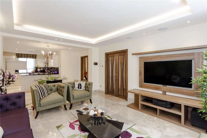 3 Bedrooms Flat for sale in Caroline House, Bayswater Road, London, W2