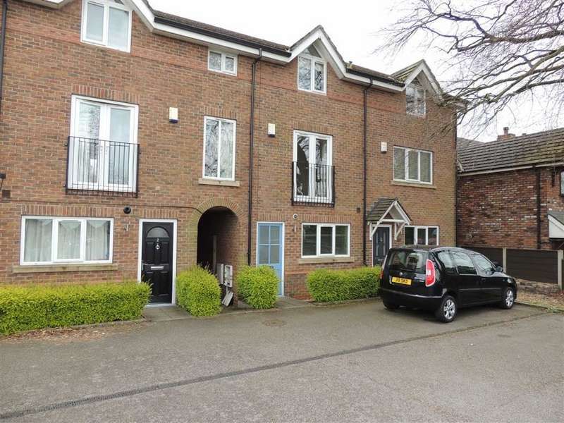 4 Bedrooms House for sale in Victoria Court London Road, London Road, Poynton