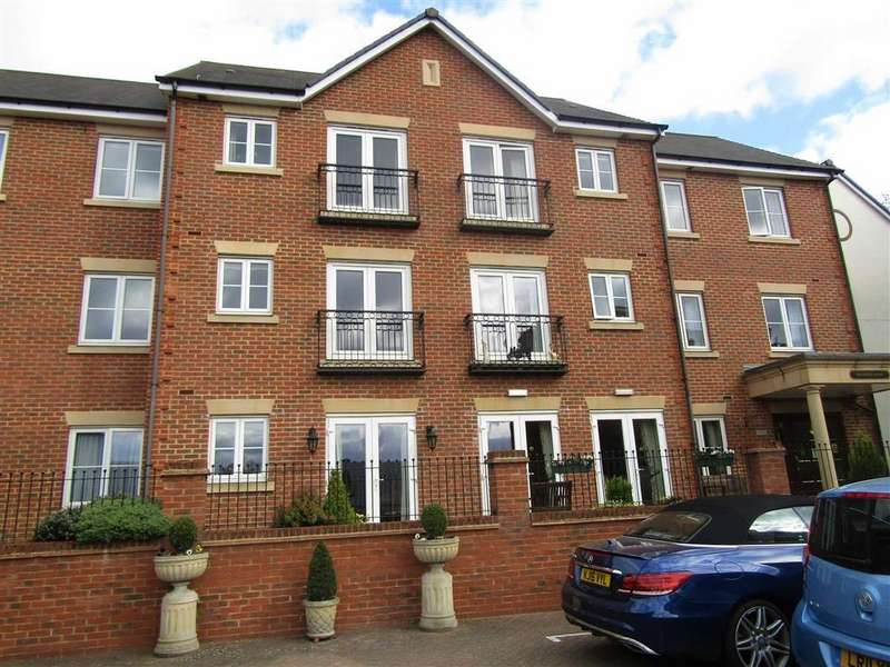 2 Bedrooms Retirement Property for sale in Wilshere Court, Hitchin, SG4