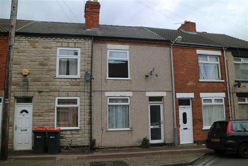 3 Bedrooms Terraced House for sale in 54, St. Michael Street, Sutton In Ashfield, Notts, NG17