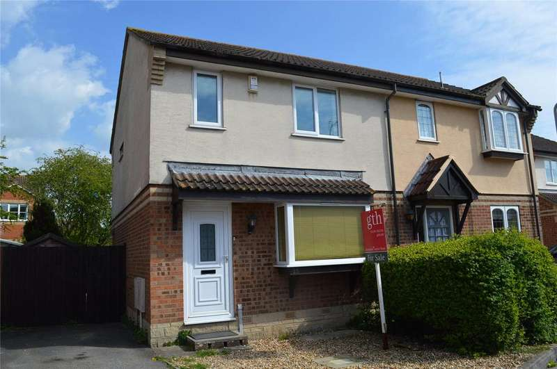 3 Bedrooms House for sale in Pinter Close, Burnham-on-Sea, Somerset, TA8