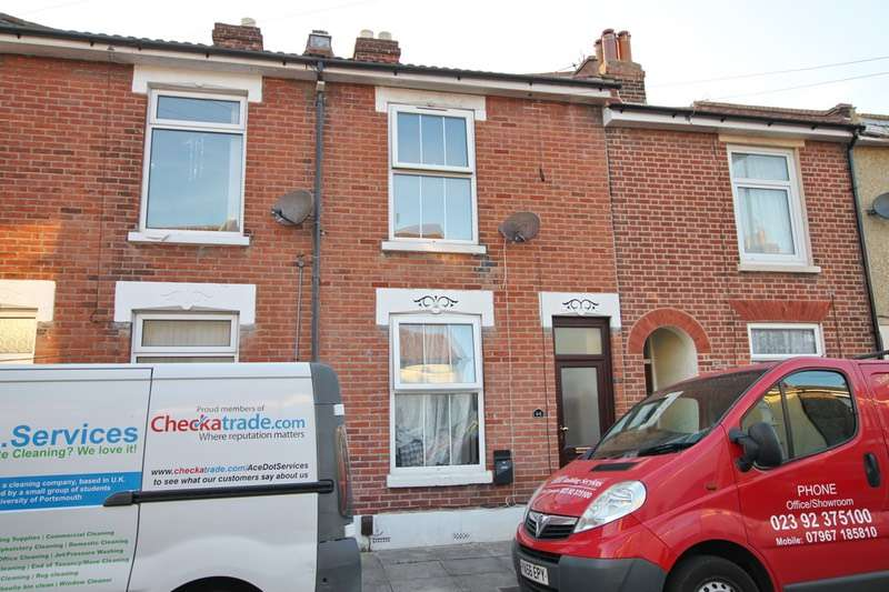 4 Bedrooms Terraced House for sale in Leopold Street, Southsea, Hampshire, PO4