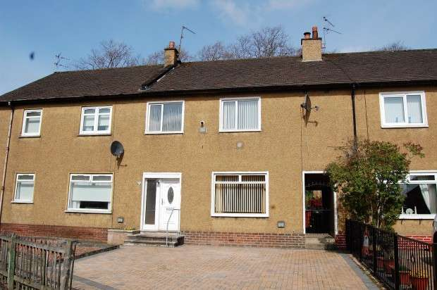 3 Bedrooms Terraced House for sale in Langcroft Place, Shieldhall, G51