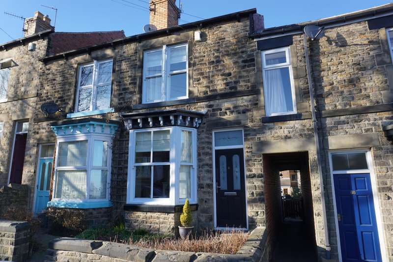 3 Bedrooms Terraced House for sale in ***OPEN VIEWING SATURDAY 29TH APRIL 1:00-2:00PM*** Forres Road, Crookes, Sheffield, S10 1WE