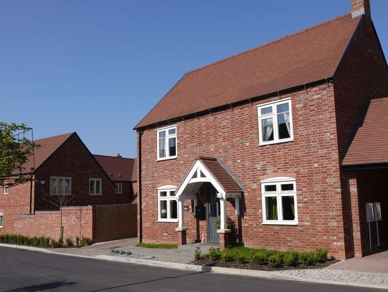 4 Bedrooms Detached House for sale in Raunstone Close, Ravenstone