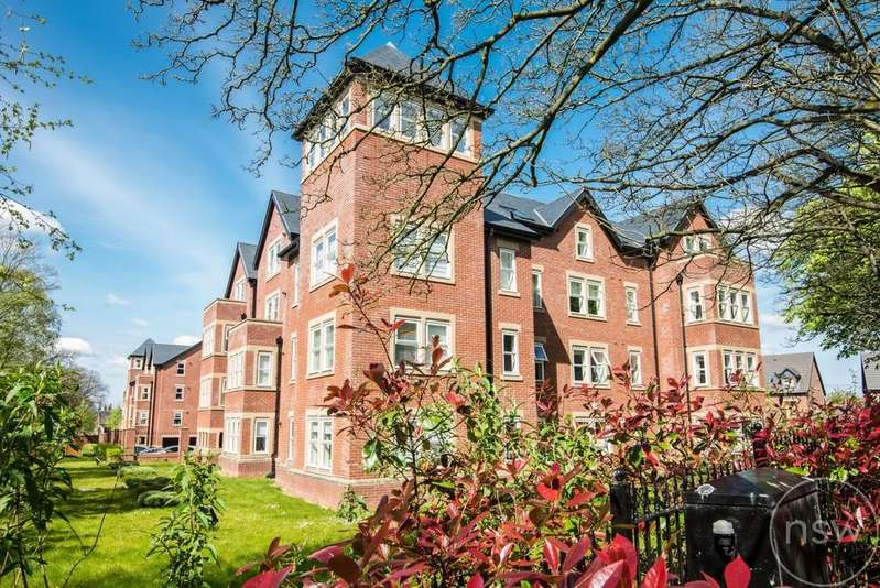2 Bedrooms Apartment Flat for sale in Ruff Lane, Ormskirk