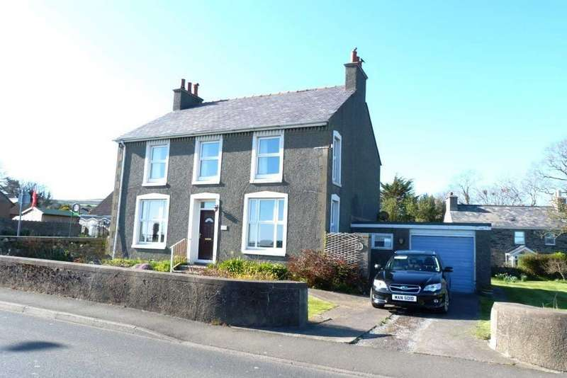 4 Bedrooms Detached House for sale in Main Road, Colby, IM9 4NS