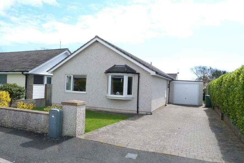 3 Bedrooms Bungalow for sale in Ballacriy Park, Colby, IM9 4LT