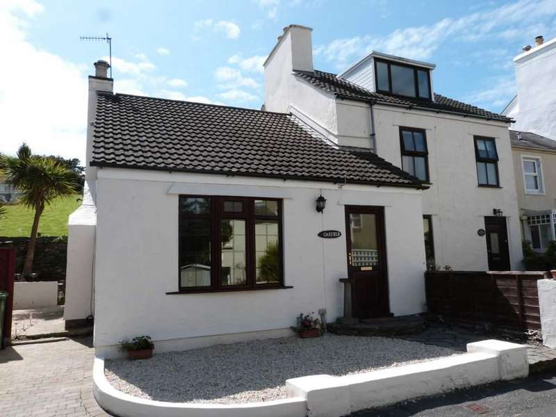 2 Bedrooms House for sale in St Mary's Road, Port Erin, IM9 6JG
