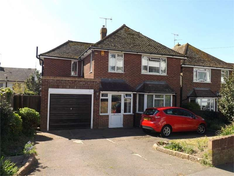 3 Bedrooms Detached House for sale in Buckhurst Road, Bexhill-on-Sea, East Sussex