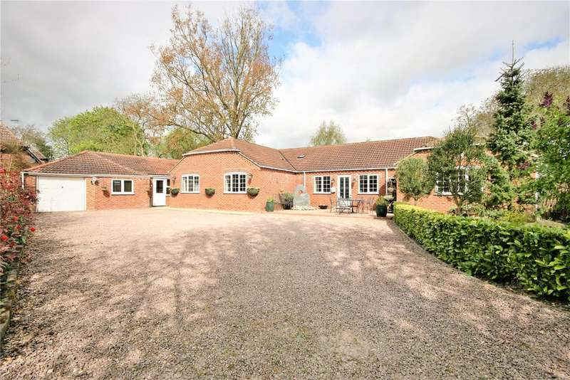 4 Bedrooms Detached Bungalow for sale in Rear Of High Street, Gosberton, PE11