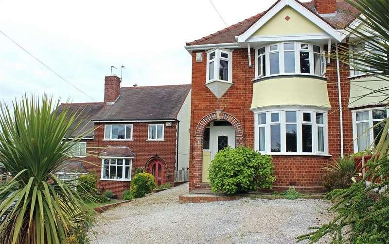 3 Bedrooms Semi Detached House for sale in 8 Tanhouse Lane, HALESOWEN, West Midlands