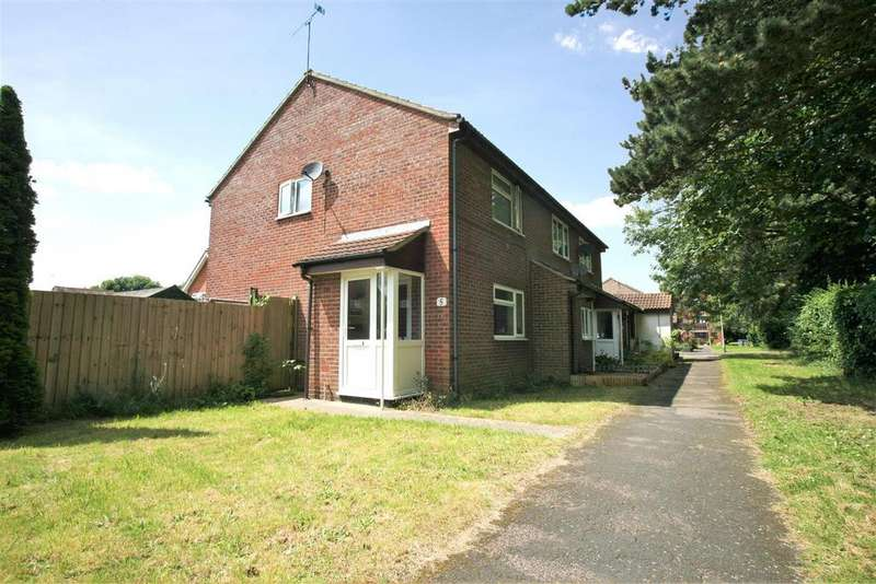 2 Bedrooms End Of Terrace House for sale in Lachlan Green, Woodbridge