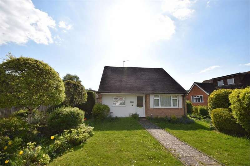 2 Bedrooms Detached Bungalow for sale in Old Mill Lane, Polegate, East Sussex