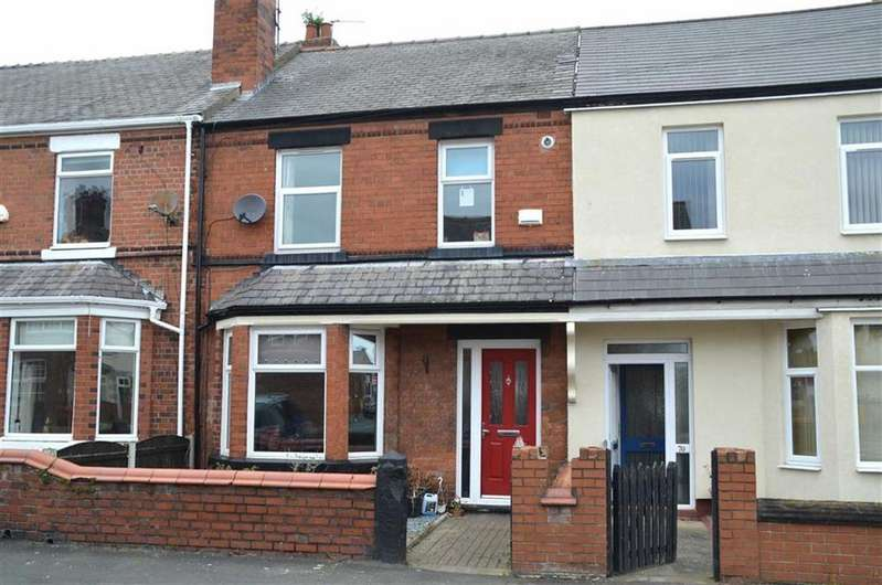 3 Bedrooms Terraced House for sale in Grace Road, CH65