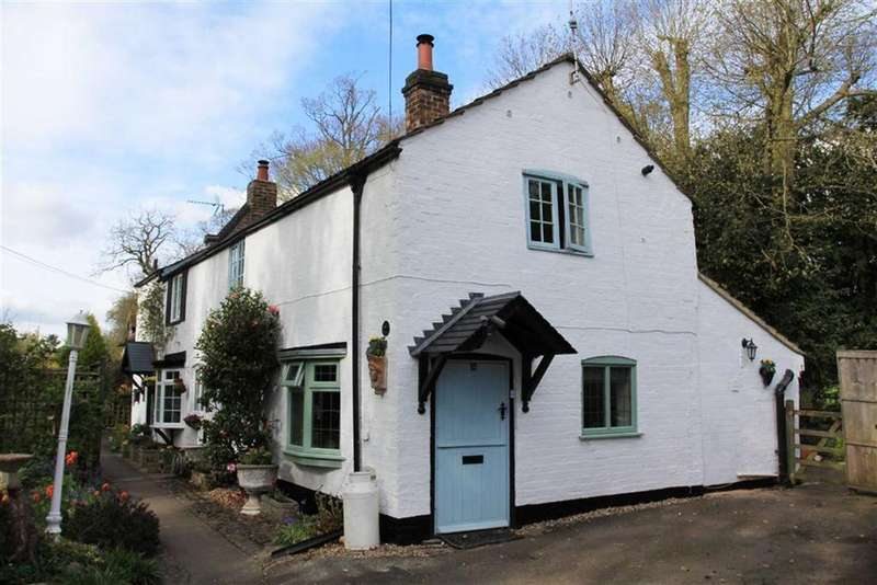 2 Bedrooms Cottage House for sale in London Road, Great Glen, Leicester